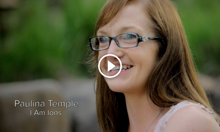 "The story of Paulina Temple and why she supports The Institute of Noetic Sciences - ""I am IONS"""
