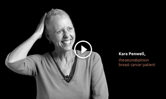 Kara Penwell tells her story of her free, comprehensive cancer treatment consulting with The Second Opinion